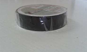 PVC-Isolierband 15mm schwarz, 10 m Rolle