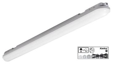 LED Feuchtraumleuchte IP65 MAH-LED N 50W-NW/PC (22605) EEC: A-A++ (LED)