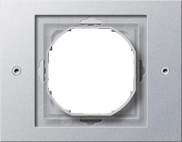 UP-feuchtraum Rahmen 4-fach 021467 Gira TX 44 Farbe anthrazit