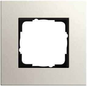 elektromaterial g nstig kaufen auf temo gira 0211220 system 55 rahmen 1 fach esprit. Black Bedroom Furniture Sets. Home Design Ideas