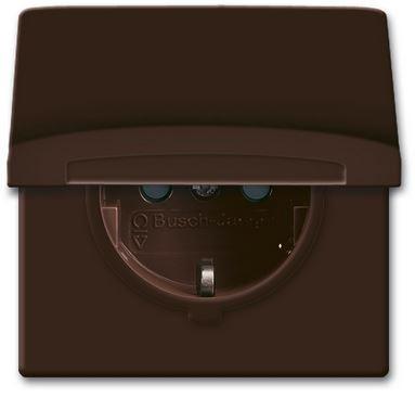 elektromaterial g nstig kaufen auf temo busch j ger 20 eugkb 31 101 schuko. Black Bedroom Furniture Sets. Home Design Ideas