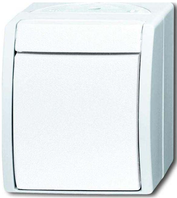 elektromaterial g nstig kaufen auf temo busch jaeger 2601 2 w 54 schalter aus 2. Black Bedroom Furniture Sets. Home Design Ideas