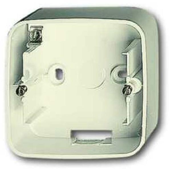 elektromaterial g nstig kaufen auf temo busch j ger 1701 212 aufputz geh use 1 fach. Black Bedroom Furniture Sets. Home Design Ideas