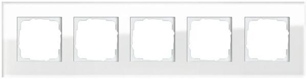 elektromaterial g nstig kaufen auf temo gira 021512 system 55 rahmen 5 fach esprit. Black Bedroom Furniture Sets. Home Design Ideas